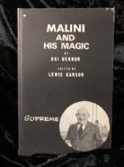 Malini and his Magic by Dai Vernon and Lewis Ganson